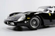 1962 FERRARI 250 GTO in BLACK in 1:18 Scale by Kyosho