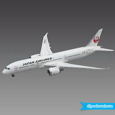 Japan Airlines Boeing 787-9 Dreamliner JA861J 1:200 Scale DIY Model Aircraft Kit