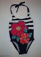 New Gymboree Tropical 1 Piece Swimsuit Bathing Suit Size 4 Year NWT Swim Shop
