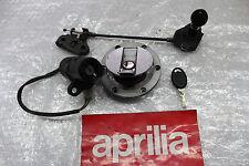 APRILIA RS 125 SF Componente di chiusura lucchetto ACCENSIONE CON 2 CHIAVE