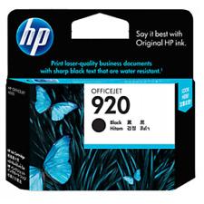 HP 920 Ink - Black, Blue, Magenta, Yellow
