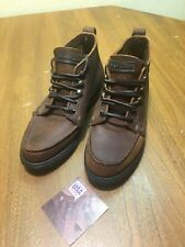Eastland Bridgton Bomber Womens 6 M Brown Leather Ankle Shoes Boots 2700 New!