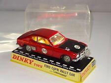 dinky FORD CAPRI RALLY CAR - 213
