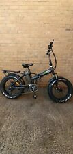 "E Bike Foldable Electric Bike -350w -Black- 16""  Frame - 48 hour delivery"