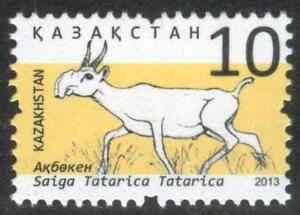 2013.Kazakhstan. Wildlife. The saiga. Sc.717. Stamp. MNH