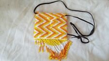 Antik Batik Vintage Glass Beaded (Change) Purse