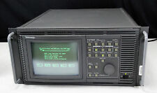 TEKTRONIX VM700T VIDEO MEASUREMENT OPTIONS 01, 40, 1S