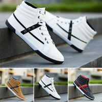MENS BOYS RUNNING TRAINERS CASUAL LACE UP GYM WALKING TRAINER SPORTS SHOES SIZE