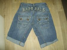 bernudas jeans ** KAPORAL ** taille 38/40