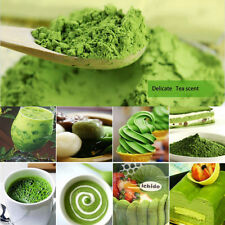 50g Pure Organic Nature Green Tea Powder For DIY Coffee Latte Slimming Heaith