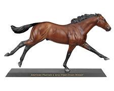 Breyer Traditional American Pharoah #1757 Triple Crown winner!!