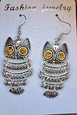 owls owl  Earrings,   Earrings Hooks, Owl,