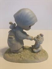 Precious Moments Feed My Sheep Collector's Club Special Edition Pm-871 No Box