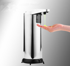 Stainless Steel Automatic Sensor Touchless Pump Soap Dispenser,Bathroom & toilet