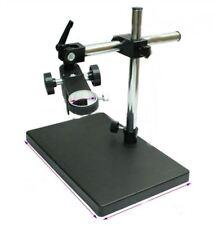 4 Kg Schwere Dual-Arm-Metall-Boom Mikroskop Tischständer Halter 50 Cm Ring