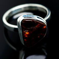 Mexican Fire Agate 925 Sterling Silver Ring Size 9 Ana Co Jewelry R987579F