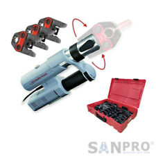 Rothenberger Romax AC Eco 3x Pressbacken V-sv-m auch für Rems Power Press E/se