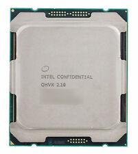 Intel Xeon E5 2630 V4 ES QHVK 2.1Ghz 10Core 25MB 14nm 85W LGA2011 CPU Processor