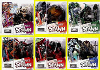 McFarlane Toys Art of Spawn Series 26  Action Figure Set of 6 New 2004