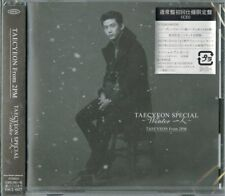 TAECYEON (FROM 2PM)-TAECYEON SPECIAL-JAPAN CD G78