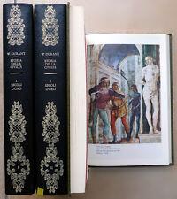 W. e A. Durant, Storia della civiltà – I Secoli d'Oro, Ed. Edito-Service