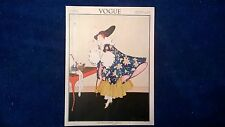 Vogue Magazine - January 1, 1915  Helen Dryden Cover ~ VG Lingerie Number RARE