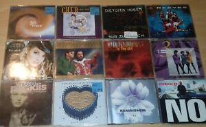 Kleine MAXI CD Sammlung: Tote Hosen , Rammstein, Fanta 4, Cher , Kelly Family
