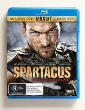 Spartacus - Blood And Sand : Season 1 (Blu-ray, 2010, 4-Disc Set) New Sealed
