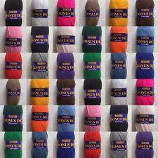 Sirdar Hayfield Bonus DK Extra Value Acrylic Yarn Knitting Crochet Wool - 50g