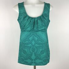 Patagonia Women's Medium Athletic Tank Top Green