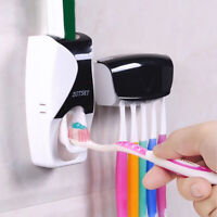 Cy/_ Toothbrush Sterilizer Wall-mounted UV Lamp Disinfection Box Holder Proper