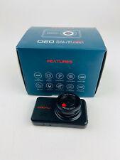 "COOAU Dash Cam 1080P Full HD Night Vision in Car Dashboard Camera 3"" LCD DVR D20"