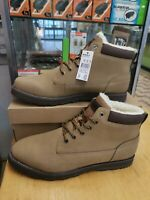 Quiksilver Mens Mission V Boots - Biege Tan SIZE UK 12