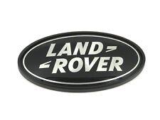 Genuine New LAND Rover REAR BLACK OVAL BADGE Emblem Range Rover Sport L322 HSE