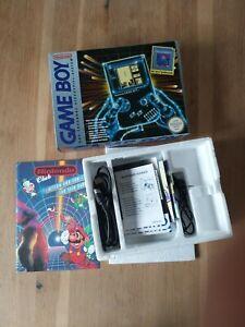 Nintendo Gameboy Classic OVP Anleitung Leerkarton Verpackung *LOOK* 1991