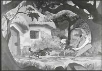 ~ Disney Animation Sword in the Stone 1963 Original Stamped Photo Merlin