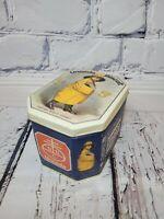Vintage Nabisco Uneeda Biscuit National Biscuit Company Bristol Ware Tin