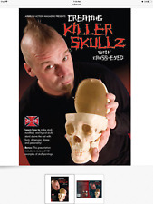 Creating Killer Skullz by Cross-Eyed Blake McCully Airbrush Painting DVD(SALE)