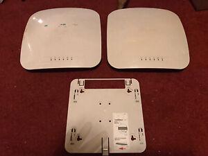 Netgear WNDAP660 Wireless Access Points x 2 with 1 Wall Mount Bracket