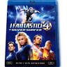 I FANTASTICI QUATTRO 4 E SILVER SURFER BLURAY Blu-Ray HD
