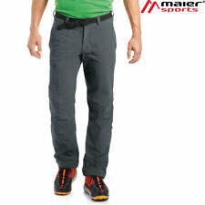 Maier Sports Nil Roll Up Herren Wanderhose grau 30
