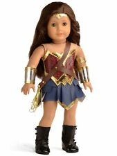 Doll Clothes Wonder Girl Princess Diana Costume for 18 Inch American Girl Dolls