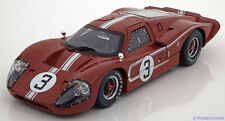 1:18 Shelby Col. Ford GT40 MK 4 #3, 24h Le Mans Andretti/Bianchi 1967