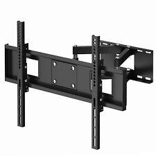 """TV Wall Bracket Mount Swivel Tilt for 32 40 42 46 50 55 60 70"""" TVs Full Motion"""