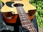 Scarce Original Roger Thurman Sound Port Dreadnought Acoustic Guitar w Softcase for sale