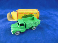 Dublo Dinky Toys 64 Austin Lorry in Green Near mint boxed original late 1950's