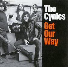 CYNICS 'Get our Way' LP NEW Color Wax fuzztones 13th floor elevators fleshtones