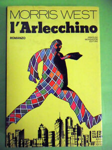 WEST.L'ARLECCHINO.MONDADORI 1°ED.1975