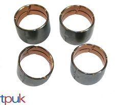 FORD TRANSIT MK6 MK7 2.4 SMALL END BEARINGS SHELLS DEFENDER TX2 CON ROD PISTON