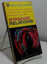 Strange Relations by Philip Jose Farmer - First edition